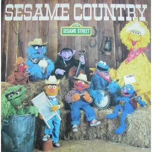 Sesame Country Sesame Street Books