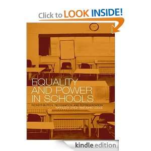 Equality and Power in Schools: Anne Lodge:  Kindle Store