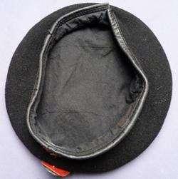 EXCELLENT AND RARE POLISH BRITISH ARMY WW2 NCOS BERET CAP