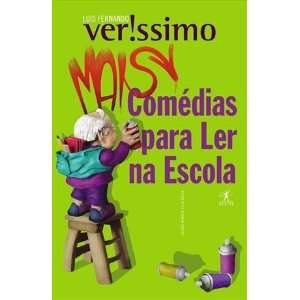 Ler Na Escola (9788573028959) Mais Comedias Para Ler Na Escola Books