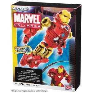 Marvel MetalOns Iron Man Toys & Games