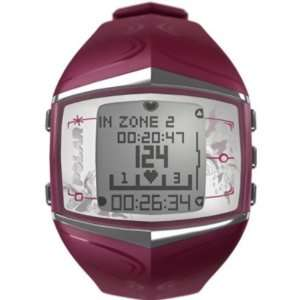 Polar FT60 Womens Heart Rate Monitor Watch (Purple) & FREE MINI TOOL