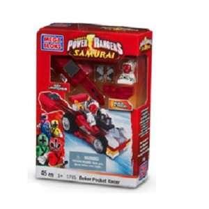 Mega Bloks Power Rangers Deker Pocket Racer Toys & Games