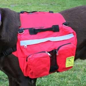 Dog Puppy Pet Nylon Expandable Backpack Travel Bag