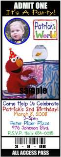 Sesame Street First Birthday Party Supplies 9 Oz Cups