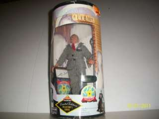 GEORGE BURNS DOLL ACTION FIGURE LIMITED EDITION COLLECTORS SERIES NIB