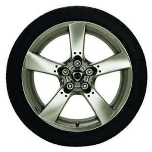 NEW MAZDA RX 8 OEM DARK CHROME 18 IN. WHEEL #F152 V3 810 Automotive