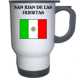 Mexico   SAN JUAN DE LAS HUERTAS White Stainless Steel