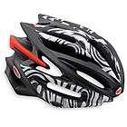 bell volt matt white black jimbo eyeballs medium helmet bike