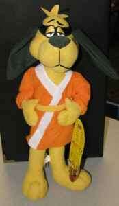 Hanna Barbera Licenced Hong Kong Phooey 9 Plush New