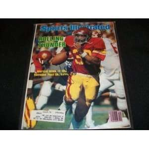 Signed 10/5/81 Sports Illustrated JSA Q   Autographed NFL Magazines