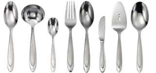 Oneida 8 Serving Pieces 18/10 Stainless   Your choice of 7 Patterns