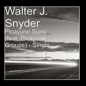 Picayune Song (feat. Picayune Groups)   Single Walter J