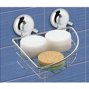 Gedy HO80 13 Chrome Wall Mounted Single Basket Rounded