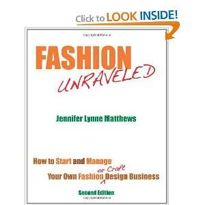 Craft) Design Business (9780983132806) Jennifer Lynne Matthews Books