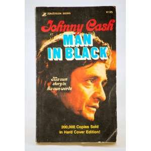 Superstar Tells His Own Story in His Own Words Johnny Cash Books