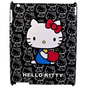 Hello Kitty Stencil Faces iPad 3 Shell Case Cell Phones