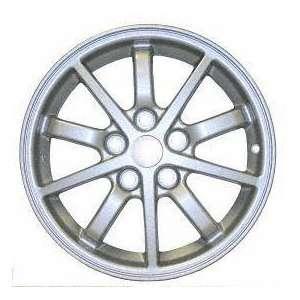 ALLOY WHEEL (PASSENGER SIDE)  (DRIVER RIM 16 INCH, Diameter Width 6