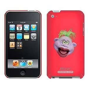 Peanuts Face by Jeff Dunham on iPod Touch 4G XGear Shell