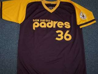 Gaylord Perry Autographed Signed Padres Jersey PSA/DNA #J47964