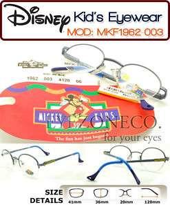 EyezoneCo DISNEY Mickey Mouse Eyeglass MKF/1962 03 BLUE