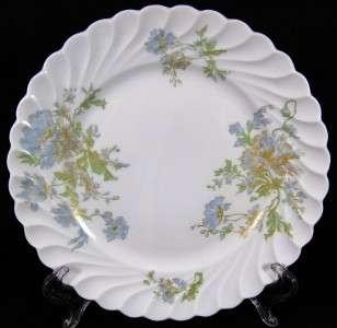 Haviland Limoges Porcelain Margaux Trio C/S Salad Plate