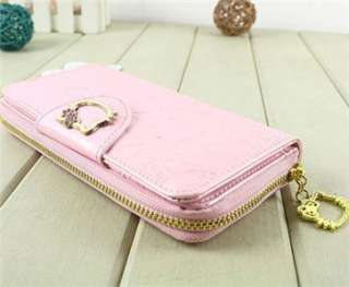SANRIO HELLO KITTY CUTE KT LONG WALLET PURSE BAG P05 P