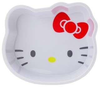 Sanrio Hello Kitty Diecut Plate  Face (M)