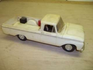 Vintage AMT Ford Truck Built Model Kit 1960s 5