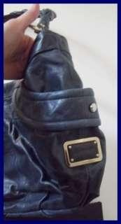 Glazed Leather Studded Hobo Bag Handbag Purse SOLD OUT $228
