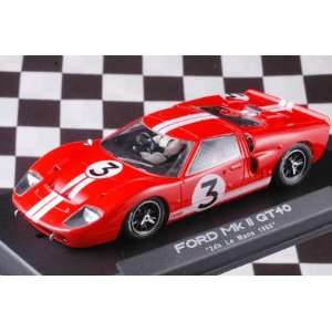 1/32 NSR Analog Slot Cars   Ford GT40 Mark II Le Mans