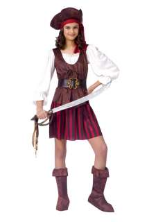 High Seas Buccaneer Child Halloween Costume 5889