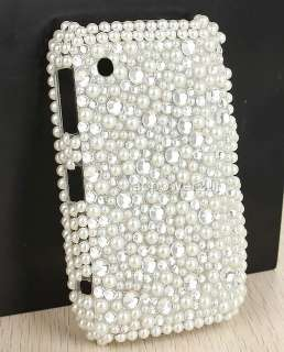 Bling olivet hard case for Blackberry curve 8530 8520