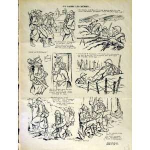 LE RIRE FRENCH HUMOR MAGAZINE WAR SOLDIERS TRENCH: Home