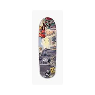 Santa Cruz Meek Robt Williams Hot Rod Race Deck