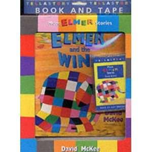 (Elmer Book & Tape) (9781856564212) David McKee, Ray Brooks Books