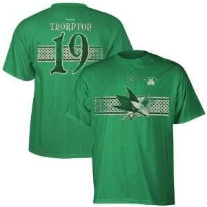 Kelly Green St. Patricks Day Celtic Player T shirt