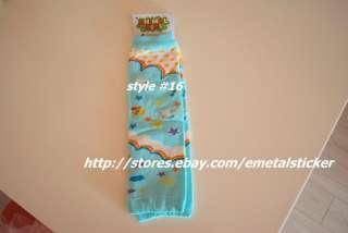 Baby Arm Leg Warmers Cotton Kneecap Toddler Boys Girls New Born Socks
