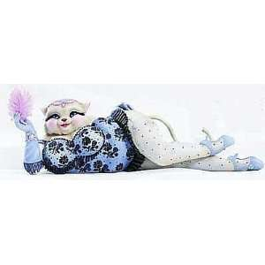 Persia Alley Cat Figurine by Margaret Le Van and Artisan