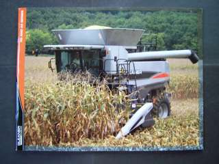 Agco   Gleaner R5 and A5 Series Combines Brochure