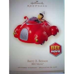 Christmas Tree Ornament    Barry B. Benson BEE MOVIE    decoration de