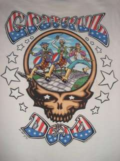 Grateful Dead T   Shirt  VTG Style  1993 Tour