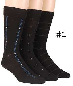 PAIR MENS DRESS SOCKS,BLACK,GRAY,BLUE,BROWN,NEW 10 13