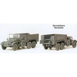 Preiser 16552 Personnel Carriers German Reich (2) Kit