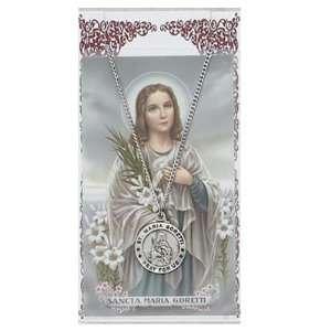 St. Maria Goretti Prayer Card Set