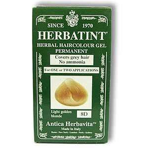 Herbatint, Light Golden Blonde 130ml Beauty