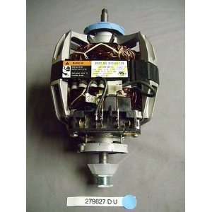 279827 DRYER MOTOR KENMORE WHIRLPOOL ROPER NEW ue