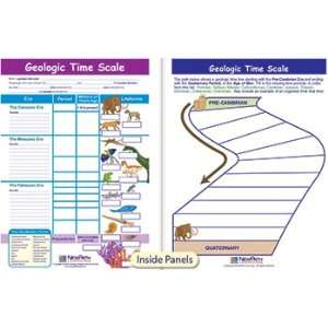 Quality value Geologic Time Scale Visual Learning Guide