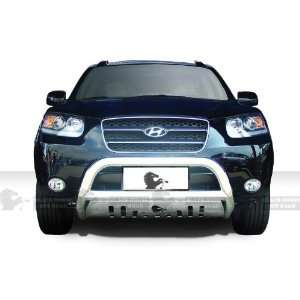 Hyundai Santa Fe 2007 2010 Stainless Steel Blackhorse With