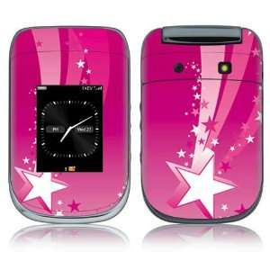 Pink Stars Decorative Skin Cover Decal Sticker for